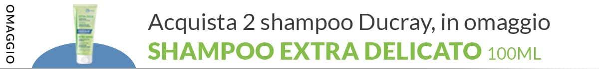 Omaggio Shampoo Ducray